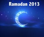 Ramadán 2013