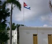 Restos del Hospital Civil Saturnino Lora. Foto: Daylén Vega/Cubadebate.