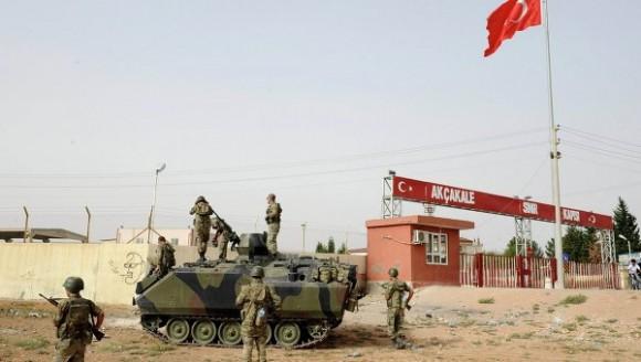 Turquia-Siria