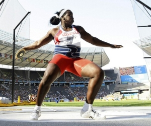 Tres discóbolas cubanas avanzan a la final del Mundial de Atletismo
