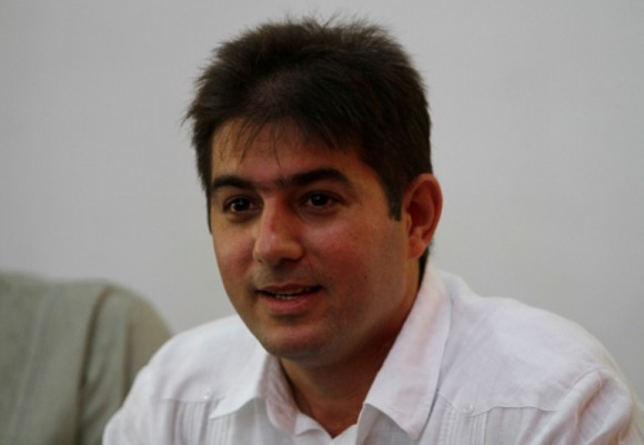 Abel Enrique González Santamaría. Foto: Archivo.