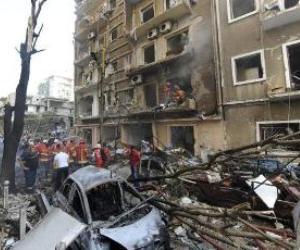 atentado en Beirut