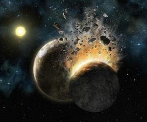 colision de planetas