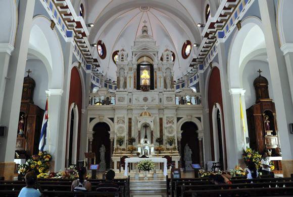 Santuario de la Virgen de la Caridad del Cobre. Foto: Ladyrene Pérez/Cubadebate.
