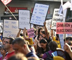 Setenta manifestaciones en España convocadas por la Cumbre Social (+Video)