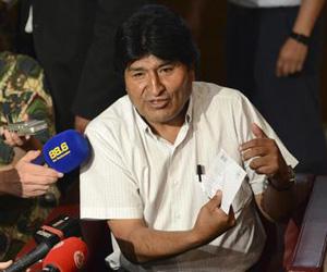Evo Morales asistirá a clausura de Foro de Sao Paulo