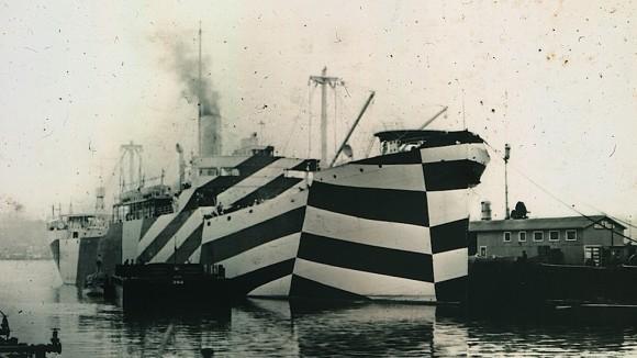 """Dazzle ship"""
