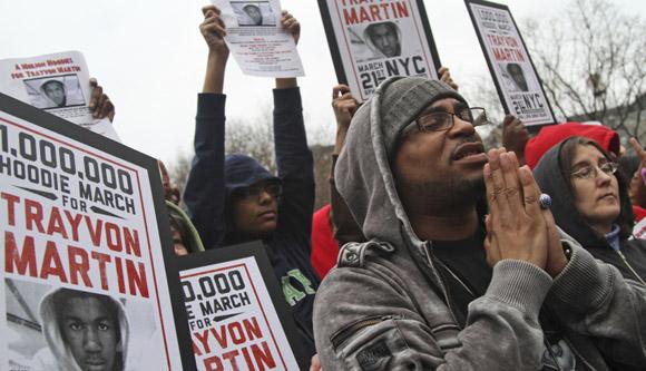 La absolución de George Zimmerman por el asesinato del adolescente afroestadounidense Trayvon-Martin es una vergüenza para el sistema judicial de Estados Unidos.