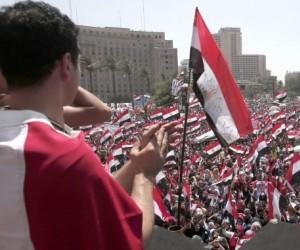 manifestacion egipto
