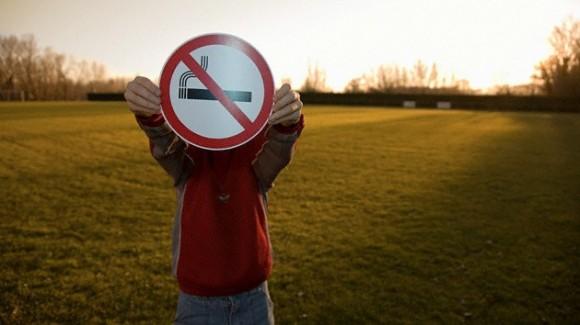 no a la nicotina