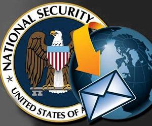 EEUU mantiene sistema de espionaje sobre correos electrónicos de todo el mundo