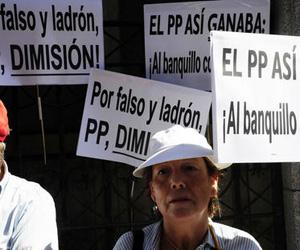 protestas españa rajoy