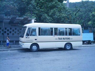 Los taxis ruteros mantendrá sus precios actuales, como otros servicios esenciales