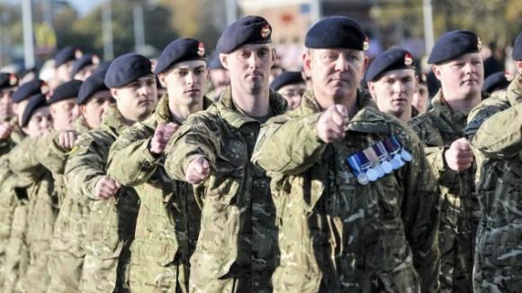 tropas britanicas afganistan