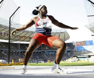 Yarelis Barrio logra medalla de bronce en Mundial de Atletismo
