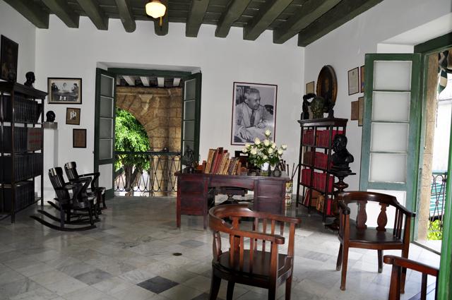 1 Despacho que perteneciera al Dr. Emilio Roig. Foto. Roberto Garaicoa-Cubadebate