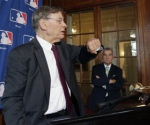 Bud Selig, Comisionado de las Grandes Ligas.