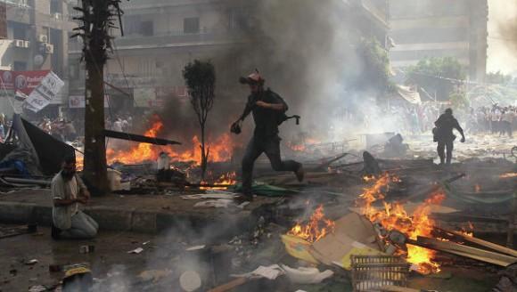 Egipto, viernes de ira