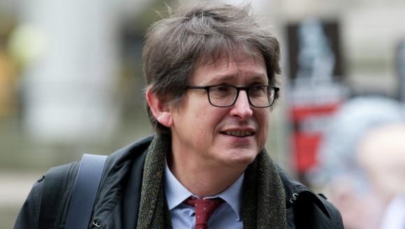El editor del rotativo Alan Rusbridger