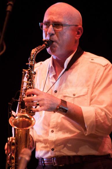 Javier Zalba, El Maestro. Foto: Alejandro Ramírez Anderson.