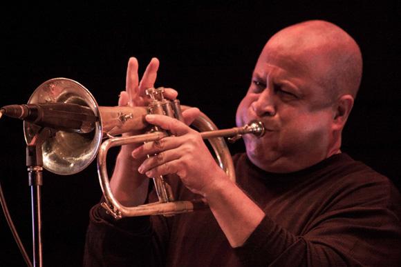 Roberto García, invitado especial. Foto: Alejandro Ramírez Anderson.