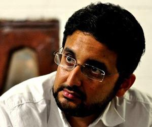 Gehad Hadad, portavoz de los Hermanos Musulmanes.