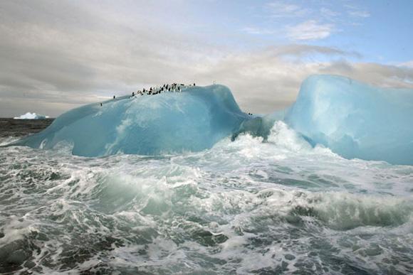 Aumenta el nivel del mar