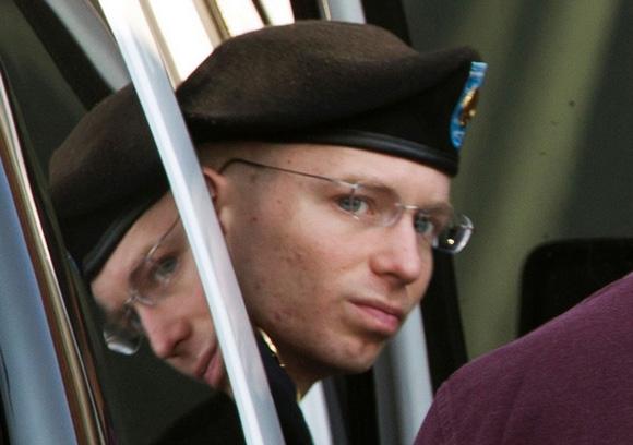 Bradley Manning. Foto: Archivo.