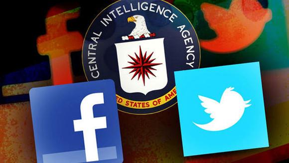 Solo la CIA ha llegado a espiar cinco millones de mensajes de Twitter en un día.