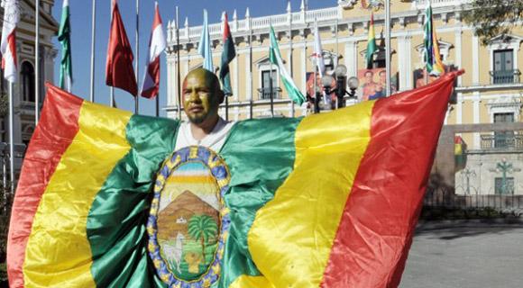 Celebración en La Paz