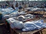 Civiles muertos en afganistán