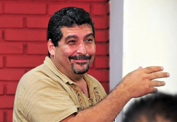 Iroel Sánchez. Foto: Ismael Francisco/Cubadebate.