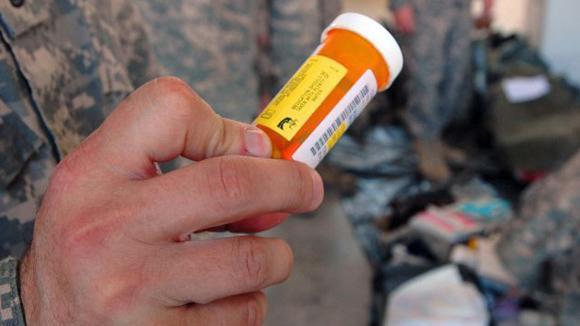 Drogas Ejército de Estados Unidos