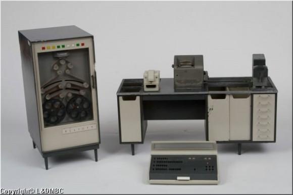 La computadora Elliott-803B.