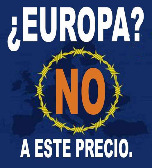 Europa a tremendo precio