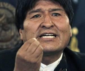 Evo Morales inicia visita oficial a Italia