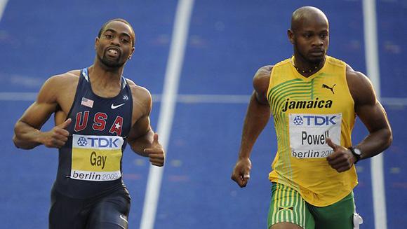 Dos de los grandes de la velocidad en la actualidad, el estadounidense Tyson Gay y el jamaicano Asafa Powell, dieron positivo en pruebas de dopaje a mediados de julio.