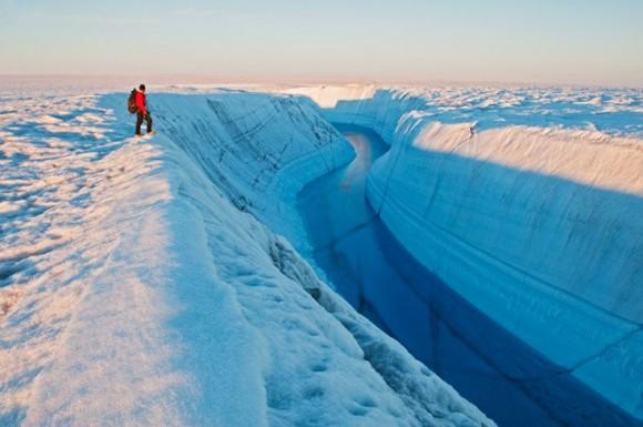 Groenlandiavistaserpenteantecañon