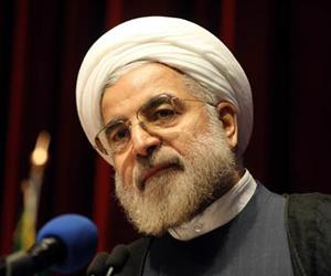 Rohani propone a Irán como mediador en crisis siria