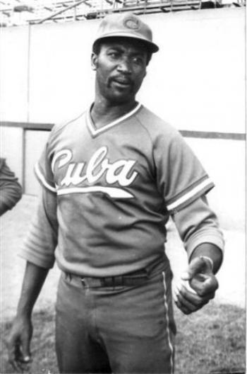 Julio Romero: Uno de los grandes del béisbol cubano.