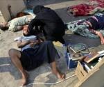 Muertos en Egipto
