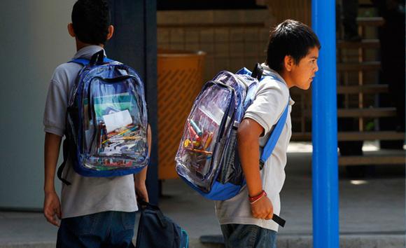 Niños en México Escuela