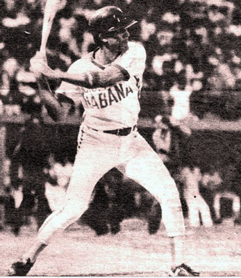 Pedro Medina: el Johnny Bench cubano.