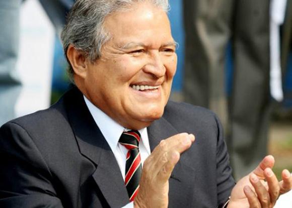 Vicepresidente salvadoreño