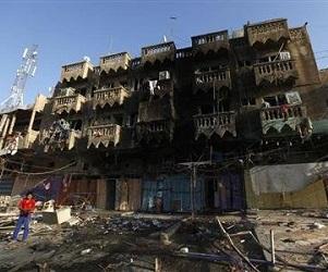 atentados en Iraq