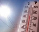 termómetro + altas temperaturas
