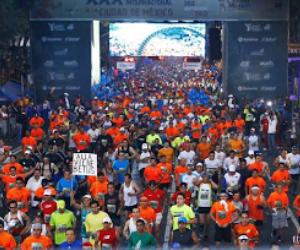 XXXI Maratón de México