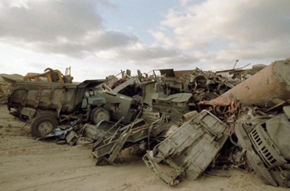 Chernóbyl RIA Novosti / Igor Kostin