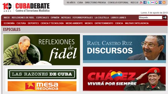 CubaDebate: Apasionados por el Periodismo, la Verdad y la Revolución