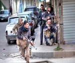 Terrorismo siria